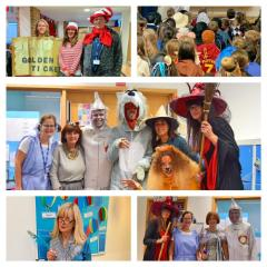 world book day staff